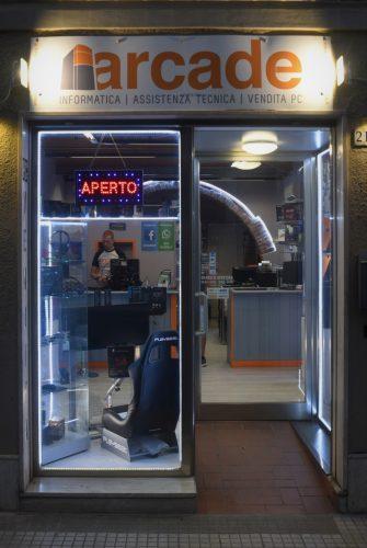 Arcade Informatica 45